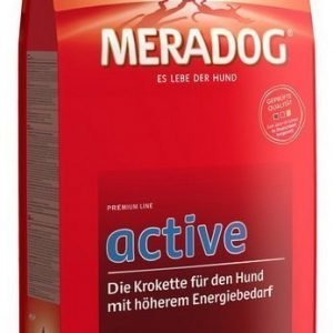 Mera Dog Premium Active 12