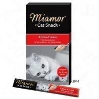 Miamor Cat Confect Kitten Milk Cream - 5 x 15 g