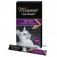 Miamor Cat Confect Malt Cream & Cheese - 6 x 15 g