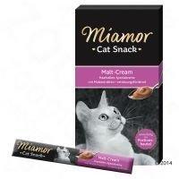 Miamor Cat Confect Malt-Cream - säästöpakkaus: 24 x 15 g