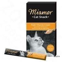 Miamor Cat Confect Multi-Vitamin Cream - 6 x 15 g