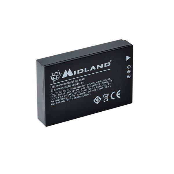 Midland Xtc270/285 Lisäakku 900mah