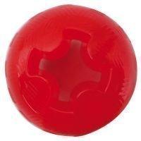 Mighty Mutts™ Tough Dog Toys Rubber Ball - L: Ø 9