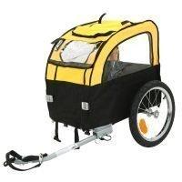 Mini Bee -peräkärry polkupyörään - P 105 x L 58 x K 73 cm / korkeintaan 25 kg
