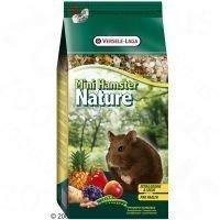 Mini Hamster Nature -kääpiöhamsterinruoka - 2 x 400 g