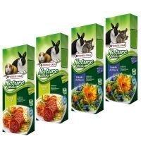 Mixed Pack Versele Laga Nature Sticks Herbivores - 4 x 2 kpl (340 g)