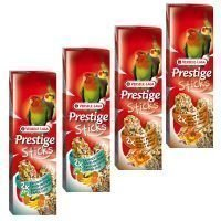 Mixed Pack Versele Laga Prestige Sticks pienille kaijoille - 4 x 2 kpl (560 g)