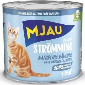 Mjau Paté Med Strömming 12x635g
