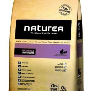 Naturea Lands Cat & Kitten 7 Kg