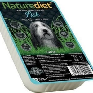 Naturediet Fish 18x390 Gram