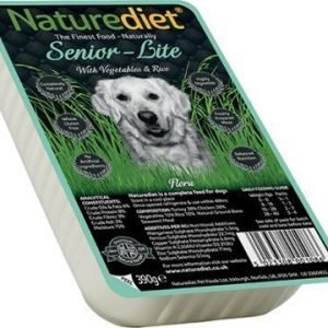 Naturediet Senior & Lite 18x390 Gram