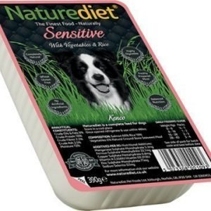 Naturediet Sensitive 18x390 Gram