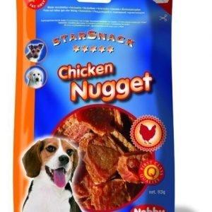 Nobby Starsnack Chicken Nugget 113g
