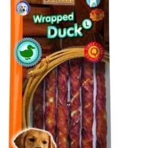 Nobby Starsnack Duck Wrapped L 128g / 25cm