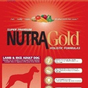 Nutra Gold Dog Lamb & Rice 15 Kg