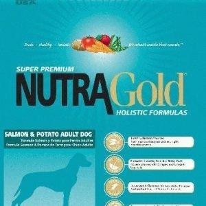 Nutra Gold Dog Salmon & Potato 15 Kg