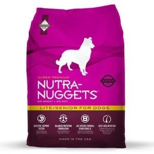 Nutra Nuggets Dog Lite / Senior 15kg