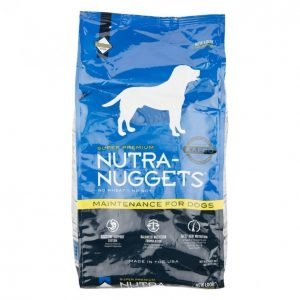 Nutra Nuggets Koiranruoka 3kg Maintenance For Dogs