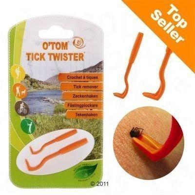 O'Tom-punkkikoukku - säästöpakkaus: 3 kpl oranssi