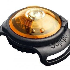 Orbiloc Dog Dual Safety Light Turvavalo Keltainen