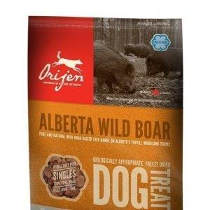 Orijen Dog Treats Alberta Wild Boar 56