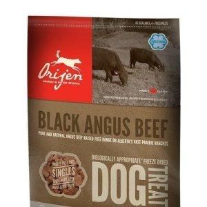 Orijen Dog Treats Black Angus Beef 56