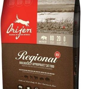 Orijen Regional Red Cat 6