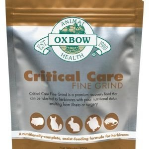 Oxbow Critical Care Fine Grind 100 G