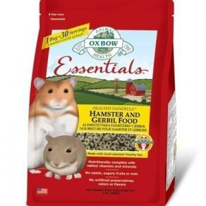 Oxbow Essentials Hamster & Gerbil 453 G