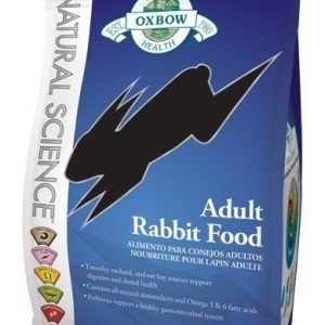 Oxbow Natural Science Adult Rabbit 1.8 Kg