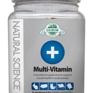 Oxbow Natural Science Multi Vitamin 60 St