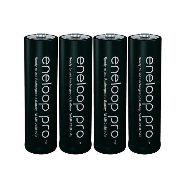 Panasonic Eneloop Pro 2450mah Akut 4kpl