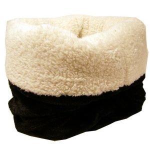 Party Pets Makuupussi Musta / Valkoinen 35 Cm