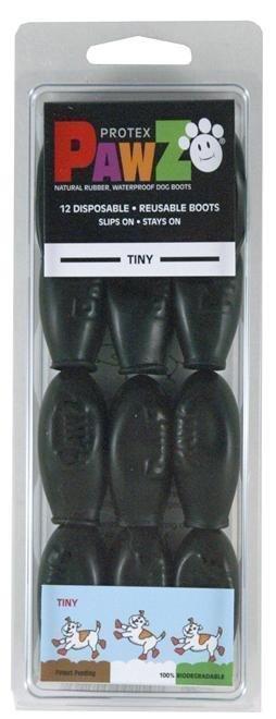 Pawz Koirankenkä Musta 12 Kpl