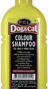 Pcl Shampoo Colour Black 250 Ml