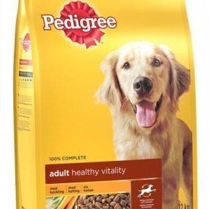 Pedigree Adult Healthy Vitality Kana 12 Kg