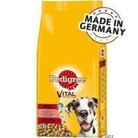 Pedigree Adult Maxi with Beef - 15 kg