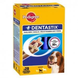 Pedigree Dentastix 4x180g Medium
