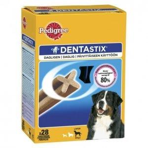 Pedigree Dentastix 4x270g Large