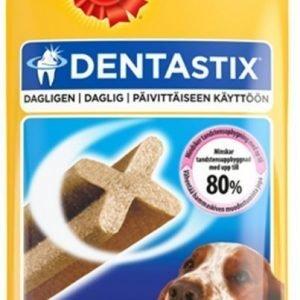 Pedigree Dentastix Medium 7 Kpl Pakkaus