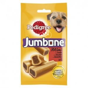 Pedigree Jumbone Koiran Puruherkku 180g Mini