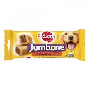 Pedigree Jumbone Koiran Puruherkku 200g Medium