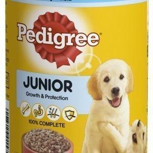 Pedigree Junior 400 G Koiran Tölkkiruoka