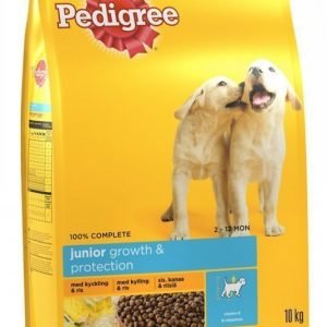 Pedigree Junior Growth & Protection 10 Kg