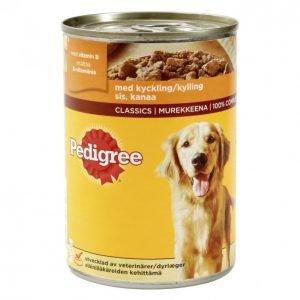 Pedigree Koiranruoka 400g Kana