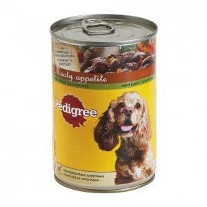 Pedigree Koiranruoka 400g Riista-Porkkana