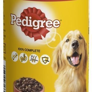 Pedigree Lihaa 400 G Koiran Tölkkiruoka