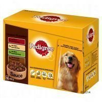"""Pedigree Pouch -monipakkaus """"Our Classics"""" in Sauce - 12 x 100 g"""