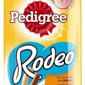 Pedigree Rodeo 70 G Purutangot Kana 4 Kpl