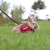 Pehmeät security liivivaljaat kanille